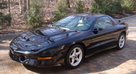 1996 Pontiac Trans AM WS-6